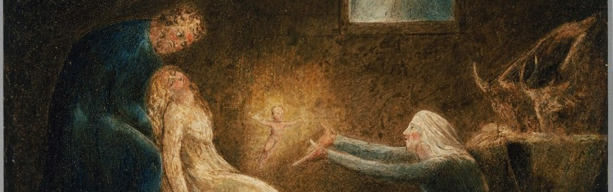 William Blake - Nativity