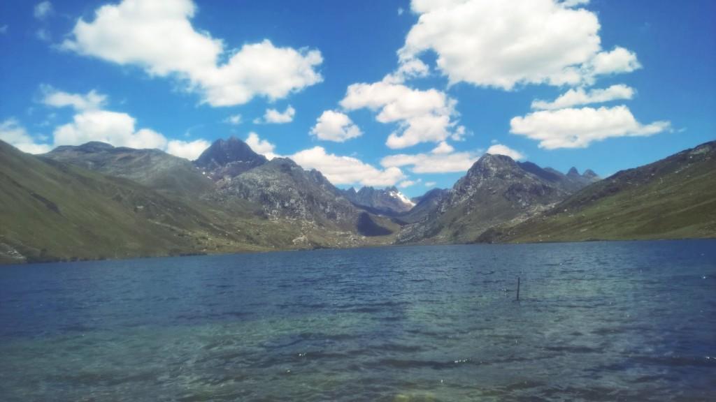 Jezioro Qerococha