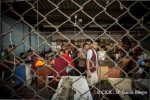 Przepełnione więzienie Sarita Colonia