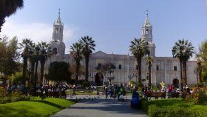 Katedra w Arequipie