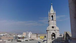 Wieża katedry (Arequipa)
