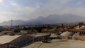 W głębi wulkan Chachani