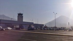 Lotnisko w Arequipie