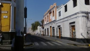 Starówka w Arequipie