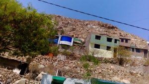 Widok na miasto Arequipa