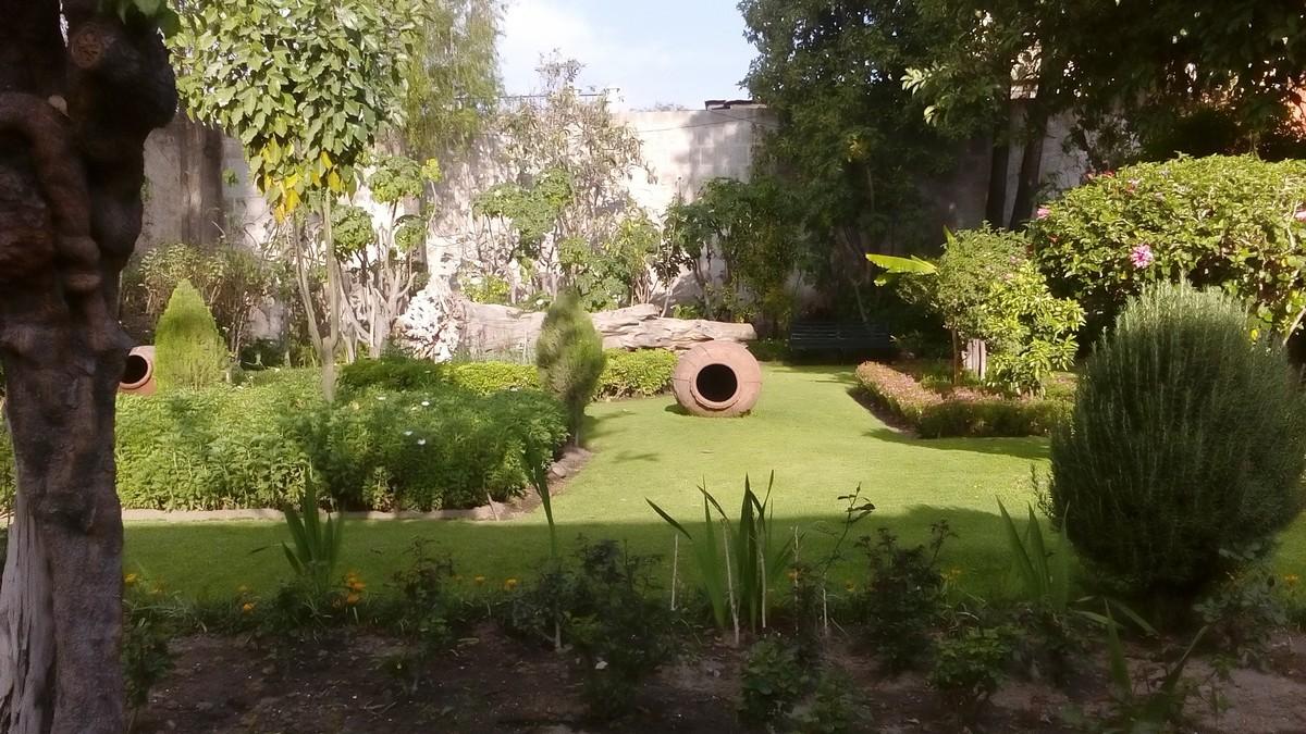 Ogród w Zakonie Świętej Katarzyny (Santa Catalina)