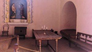 Cele w Zakonie Świętej Katarzyny (Santa Catalina)
