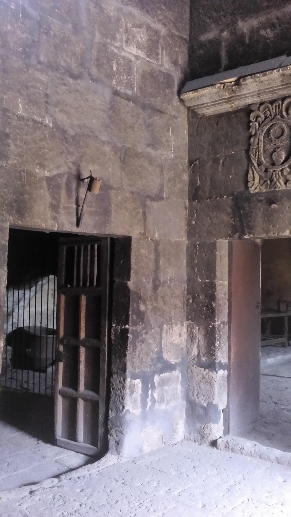 Kuchnie w Zakonie Świętej Katarzyny (Santa Catalina)